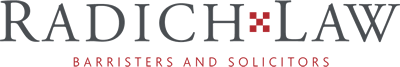 Radich Law | Barristers & Solicitors
